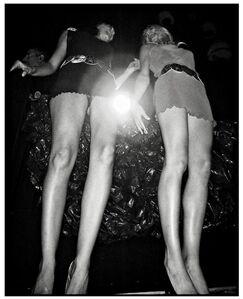 Jean Pigozzi, 'Petra Ecclestone's and Tamara Eccelstone's Legs, Cannes, France, 2008', 2008