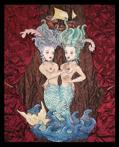 Theresa Honeywell, 'Fifi and Fleur, Sideshow Marvels', 2012