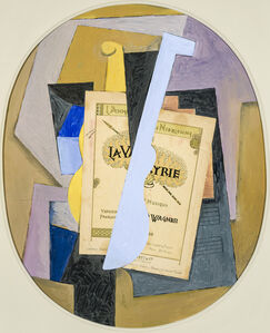 Suzy Frelinghuysen, 'Composition: The Ring', 1943