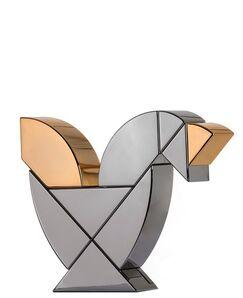 Camilla Ancilotto, 'Ab Ovo Hen (Steel - M)', 2019