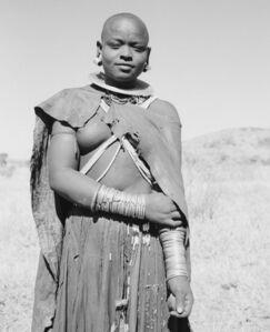 Hector Acebes, 'Maasai Woman, Tanzania', 1953