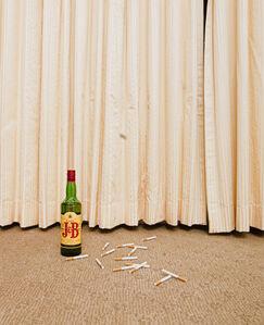 New Catalogue [Luke Batten & Jonathan Sadler], 'Whiskey and Cigarettes', 2008