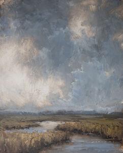 Jane Hunt, 'Storm Clouds', 2017