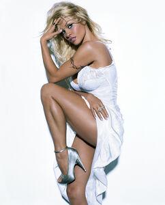 Markus Klinko, 'Pamela Anderson as BB 4/50', ca. 2000