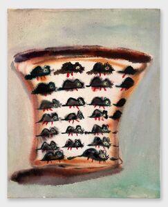 Mari Eastman, 'Nazca Cup with Mice (c. 15th Century)'
