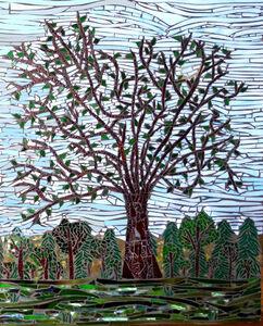 Jennifer Wagner, 'Vanishing Landscape'