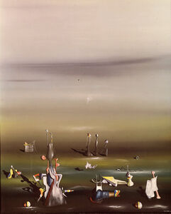 Yves Tanguy, 'Encore et toujours [Still and Always]', 1942