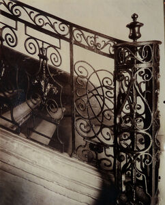 Eugène Atget, 'Ancien Hotel de Jumilhac, 12, rue de l'Abbe Gregoire', 1905