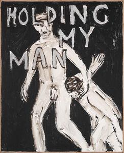 Brett Charles Seiler, 'Holding My Man', 2020
