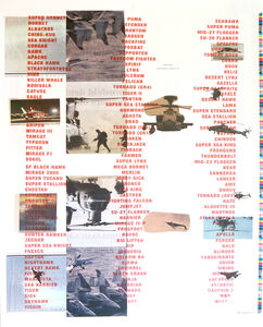 Fiona Banner, 'All the World's Fighter Planes', 2006