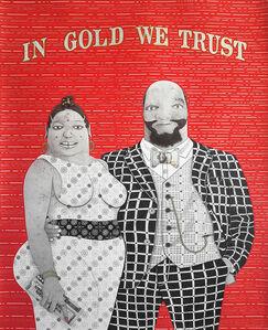 Filipe Branquinho, 'In Gold we Trust', 2019