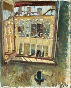 Leonid Balaklav, 'Outside my Window, Jerusalem', 2011