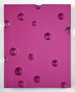 Thomas Glassford, 'Pink Open Cluster', 2018