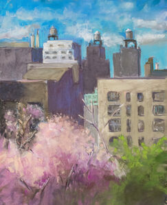 Karen Israel, 'Balcony Scene', 2020
