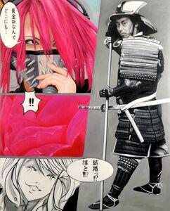Jimmy Yoshimura, 'duel', 2009