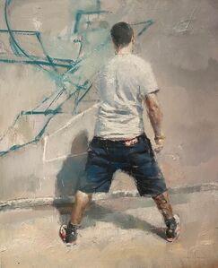 Sebas Velasco, 'Rage', 2013