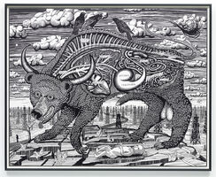 Grayson Perry, 'Animal Spirit', 2016