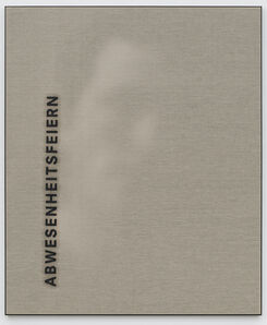 Ian Waelder, 'Abwesenheitsfeiern', 2020