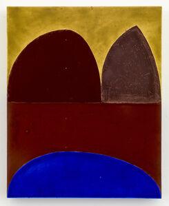 Suzan Frecon, 'Cathedral series dark reds', 2013