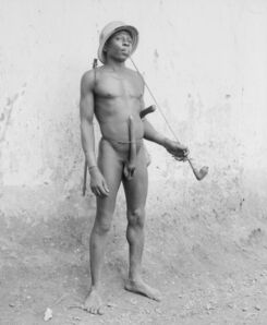 Hector Acebes, 'Natitingou Man, Benin', 1953