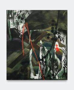 Claus Carstensen, 'Defaced Ella Petersen 1945 Lore (Crux)', 2017