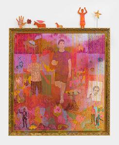 Slimen Elkamel, 'Ritual', 2018