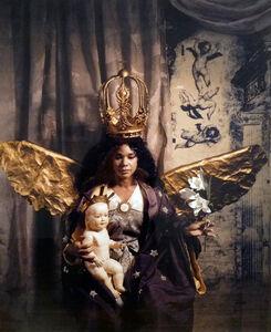 Farrel & Parkin, 'Virgin del Quinto Sello y el Nino (Madonna and Child)', 1989