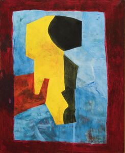 Serge Poliakoff, 'Composition murale', 1966
