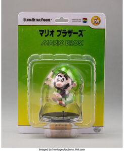 Nintendo, 'Luigi, from Mario Bros. (UDF 199)', 2013