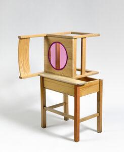 Sarah Braman, 'Her desk', 2019