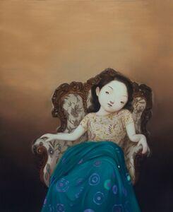 Lin Hairong 林海容, 'Autumn Night', 2015