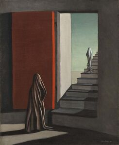 Kay Sage, 'The Fourteen Daggers', 1942