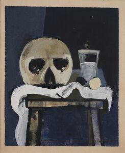Keith Vaughan, 'Still Life with Skull', ca. 1953
