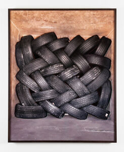 Matt Keegan, 'Tires', 2014