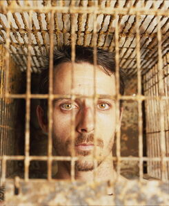 Andres Serrano, 'Caged (Torture) ', 2015