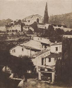 Charles Nègre, 'Moulins de Font Laugière, Grasse', 1852c/1852c