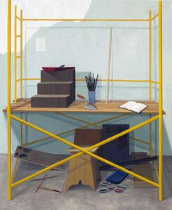 Gloria Martín Montaño, 'Fresco', 2019