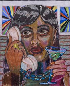Bruna Massadas, 'Kelly Calls for a Ride', 2015