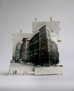 Isidro Blasco, 'Building 9', 2008