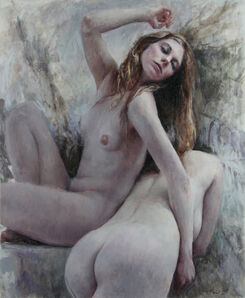 PABLO SANTIBÁÑEZ SERVAT, 'Nudes', 2014