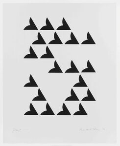 Bridget Riley, 'Sonnet', 2016