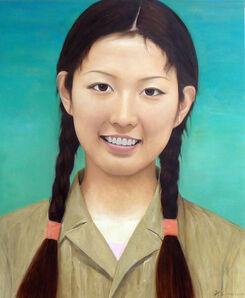 Qi Zhilong, 'Female Student', 2009