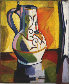 Henry Lyman Saÿen, 'Still Life', 1912