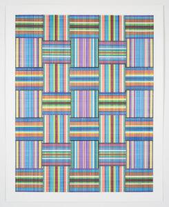 Carly Glovinski, 'Leisure Weave 18', 2018