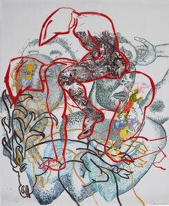 Daniel Heyman, 'To Ride the Son (Dartmouth)', 2013