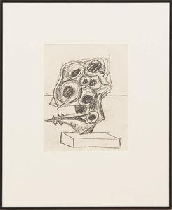 Seymour Lipton, 'Untitled Sculptural Study', ca. 1958