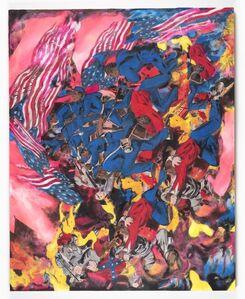 Rushern Baker IV, 'Angels Descending', 2020