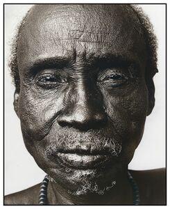 Jan C. Schlegel, 'Dobo (61),Karo Tribe, Ethiopia', 2010