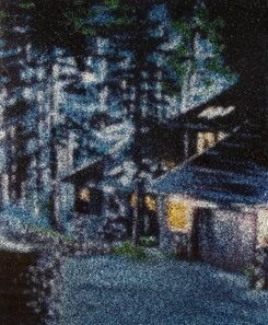 Ellen Brooks, 'Front Entry, (Forest), Large Scale Cibachrome', Late 20th Century