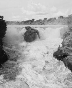 Hector Acebes, 'Congo River, Belgian Congo', 1953